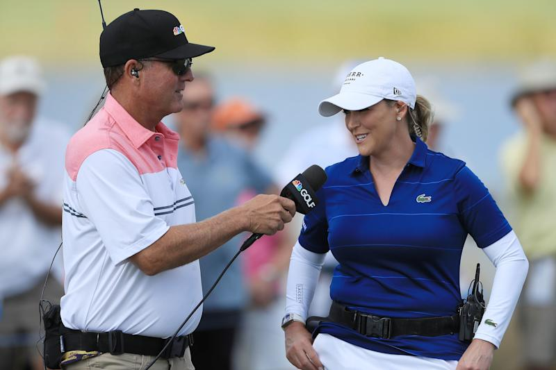 LPGA veteran Cristie Kerr set to use her golf knowledge in a new role: on-course TV reporter