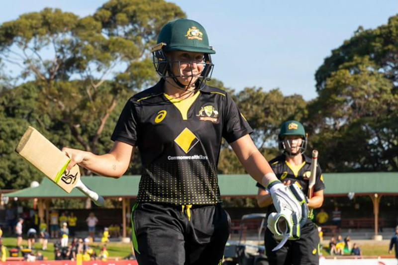 ICC T20 World Cup | Alyssa Healy Happy to See Australia's Improved Batting Performance