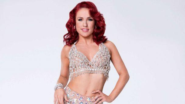 PHOTO: Pro dancer Sharna Burgess will appear on 'Dancing With The Stars.' (Craig Sjodin/ABC)