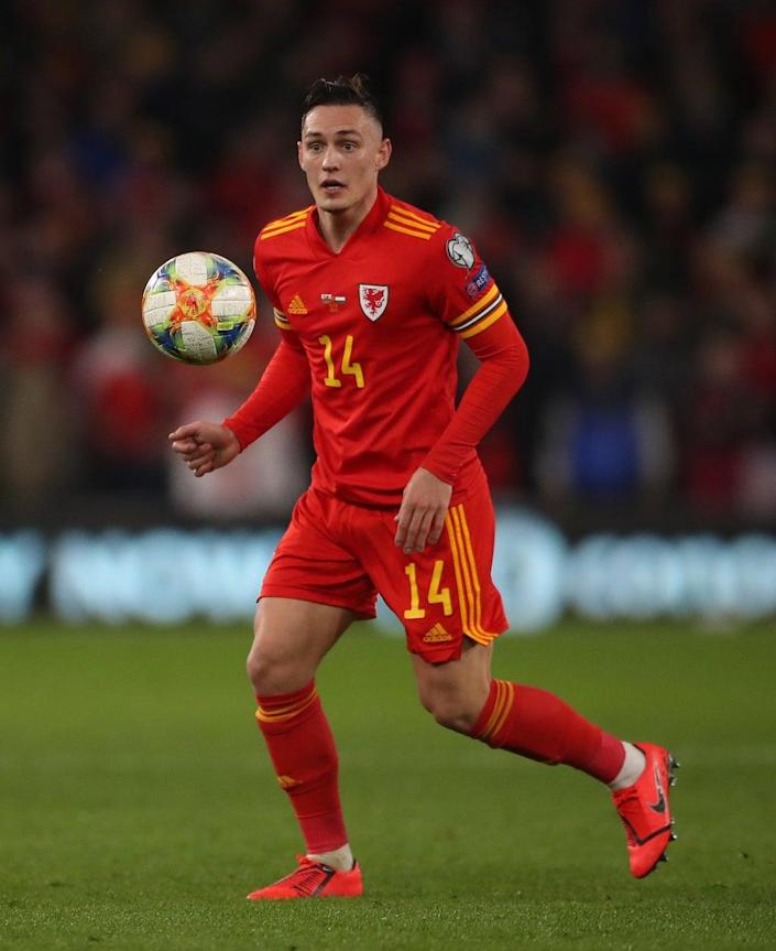 Connor Roberts believes Wales can make another late run for major tournament qualification (Nick Potts/PA) (PA Archive)
