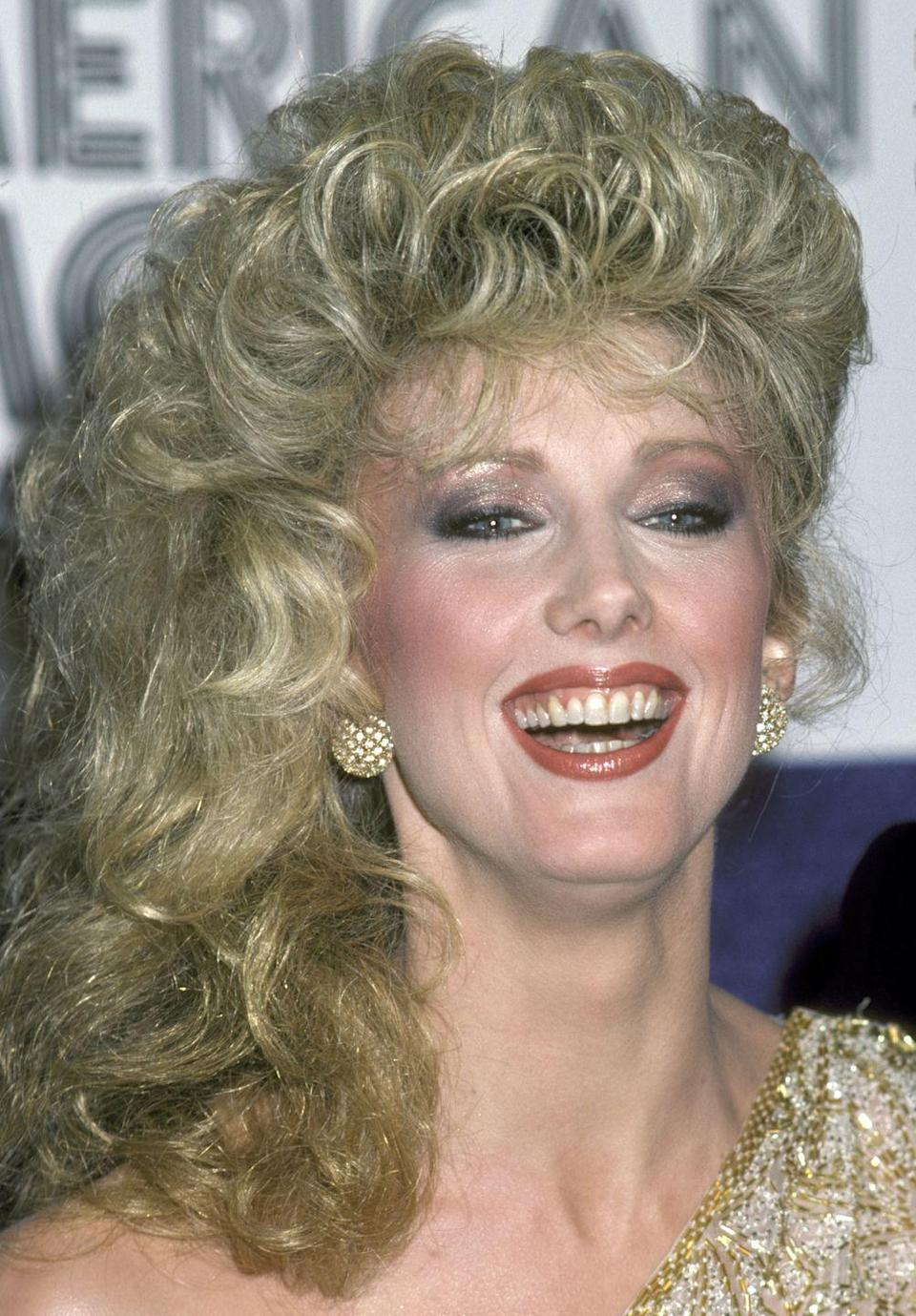 <p>Admit it: If you grew up in the '80s, you wore this gloriously unbalanced hairstyle at least once.</p>