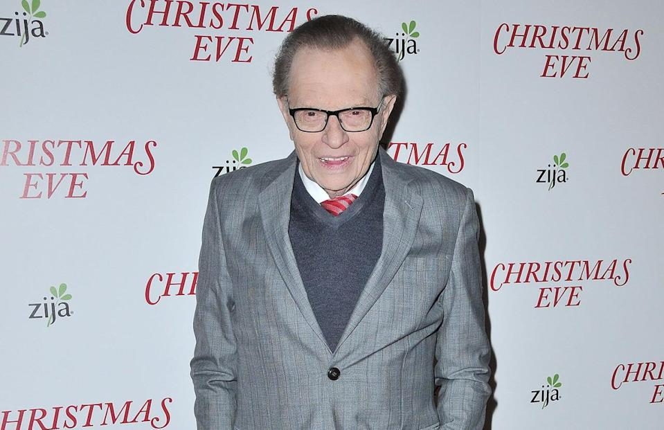 <p>King is worth more than £100 million but he went through tough times before becoming one of the most successful talk show hosts in the US. </p><p>In 1971 he was charged with stealing £350,000 from his business partner. The charges were dropped but his financial problems continued for years and he declared bankruptcy in 1978 after racking debts of £247,000. </p><p><i>Copyright [Rex Features]</i></p>