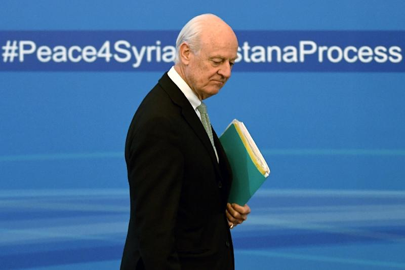 Syria Peace Talks Delayed Until Thursday