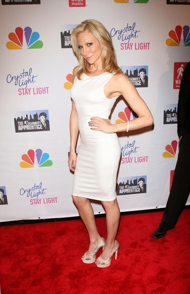"""Debbie Gibson attends the """"Celebrity Apprentice"""" Live Finale at American Museum of Natural History on May 20, 2012 in New York City."""