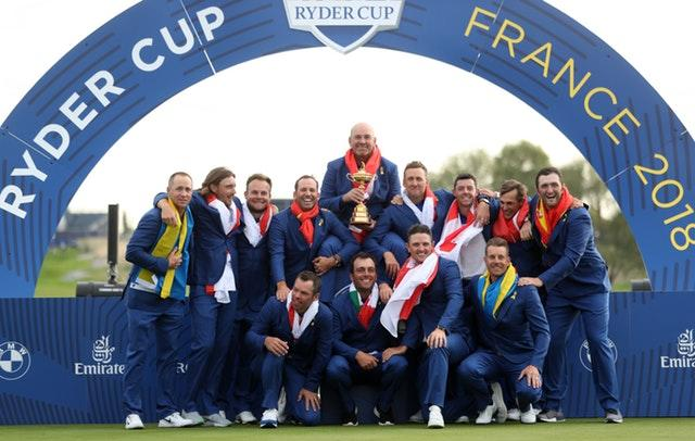 Team Europe were impressive as they reclaimed the Ryder Cup in Paris. (David Davies/PA)