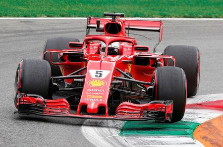 ferrari on top at monza after big ericsson crash. Black Bedroom Furniture Sets. Home Design Ideas