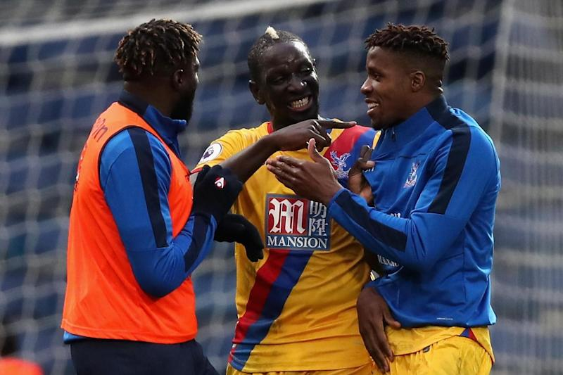New man in town: Mamadou Sakho (centre): Getty Images