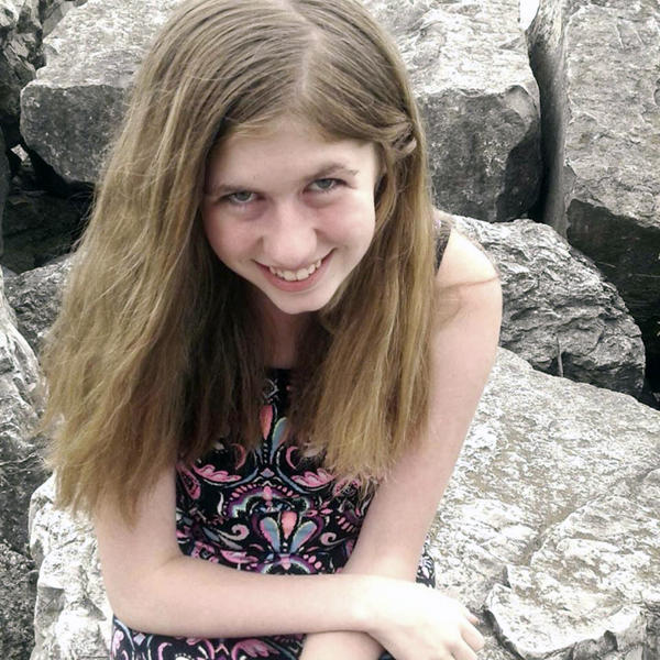 County Wis. Sheriff's Department shows Jayme Closs who was discovered missing Oct. 15 2018 after her parents were found fatally shot at their home in Barron Wis. The Barron County Sheriff&#x27