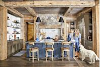 "<p>If you're installing custom cabinets, opt for a rough-hewn, reclaimed wood. And good news if you're going pre-fab, companies such as IKEA are moving to more natural, eco-friendly materials for their kitchen cabinets. From bamboo to even recycled plastic bottles, cabinet companies are taking this revival of reduce and reuse very seriously. </p><p><a class=""link rapid-noclick-resp"" href=""https://www.amazon.com/Winsome-53780-Tabby-Stool-White/dp/B001FB5K80?tag=syn-yahoo-20&ascsubtag=%5Bartid%7C10050.g.3988%5Bsrc%7Cyahoo-us"" rel=""nofollow noopener"" target=""_blank"" data-ylk=""slk:SHOP KITCHEN STOOLS"">SHOP KITCHEN STOOLS</a></p>"