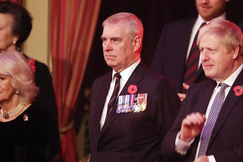 Prince Andrew | Chris Jackson/- WPA Pool/Getty
