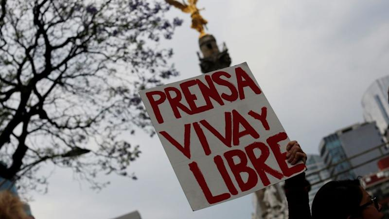 Mexican journalists, activists accuse govt of spying on them