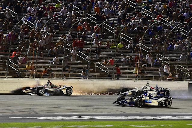 Power explains Texas crash