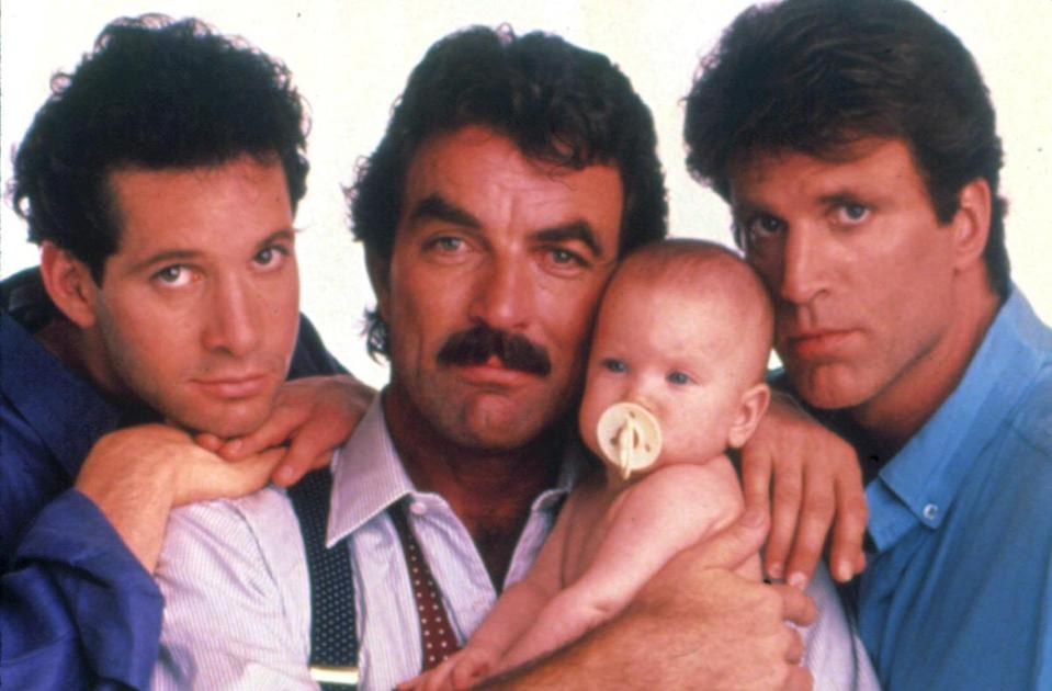 'Three Men And A Baby' - £115 million: Proof that people would go and see anything at the cinema in the 80s, especially if it had Steve Guttenberg in it. Ted Danson and Tom Selleck fans probably contributed a few pennies to the coffers too. Where art thou, threequel?