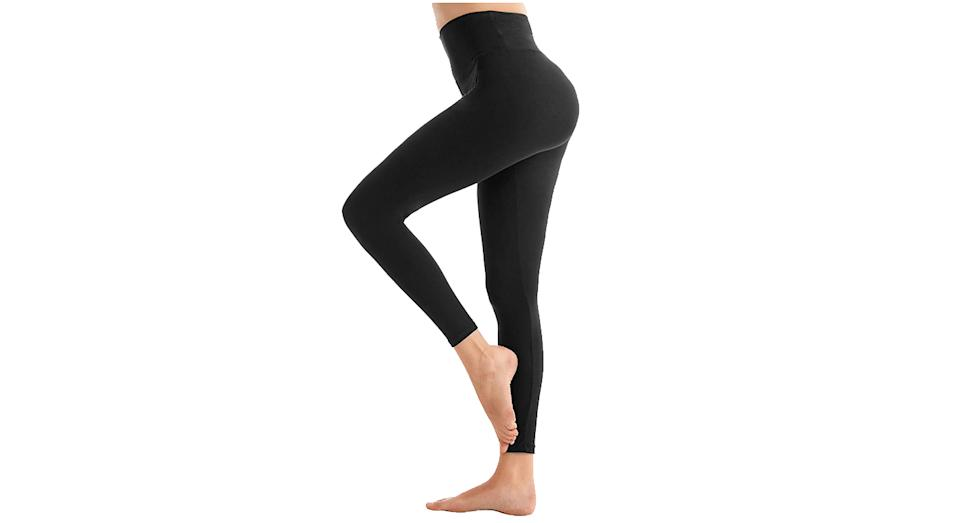 SINOPHANT High Waisted Leggings for Women
