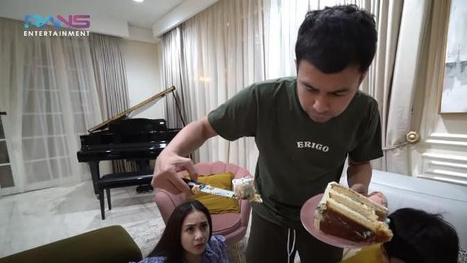 Raffi Ahmad dan Nagita Slavina (Sumber: YouTube/Rans Entertainment)