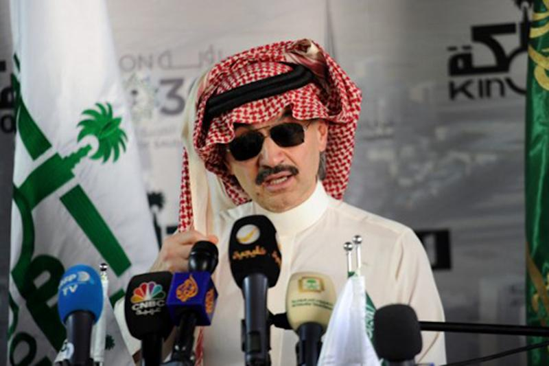 Saudi Prince Alwaleed bin Talal Offers 'Donation' During Settlement Talks With Govt