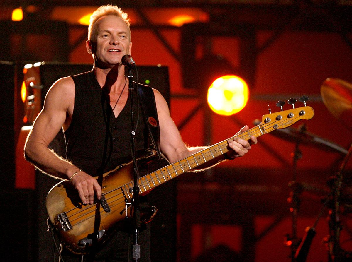 <p>Sting has received more Album of the Year nominations than anyone else in Grammy history that has never actually won the darn thing. The Englishman lost twice to pop/R&B crossover titans and twice to fellow British pop stars. The Police's fifth and final studio album, 'Synchronicity,' lost to Michael Jackson's 'Thriller' (1983). Sting's solo debut, 'The Dream of the Blue Turtles,' lost to Phil Collins's 'No Jacket Required' (1985). His second solo album, '…Nothing Like the Sun,' lost to George Michael's 'Faith' (1988). His fourth solo album, 'Ten Summoner's Tales,' lost to Whitney Houston's 'The Bodyguard' soundtrack (1993). Still, Sting has won 16 Grammys — five with the Police and 11 on his own. </p>