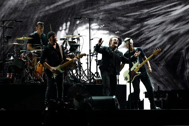REVIEW: Hits and 'Bono-isms' aplenty at U2's first Singapore show