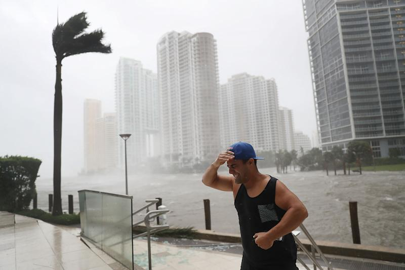 Hurricanes may have wiped out as many as 125000 jobs from September