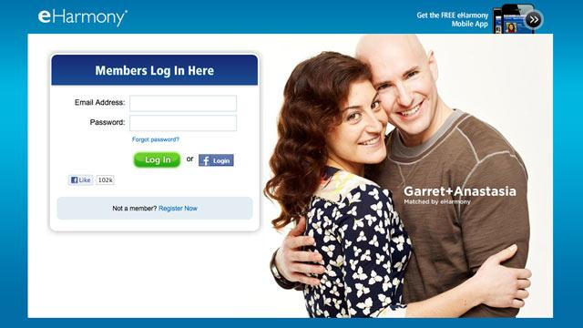 EHarmony Passwords Stolen By LinkedIn Hackers