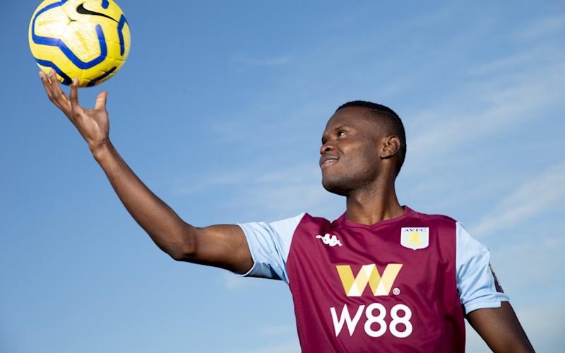 Aston Villa's signing of Mbwana Samatta was one of very few deals to have gone through so far this month - Aston Villa FC
