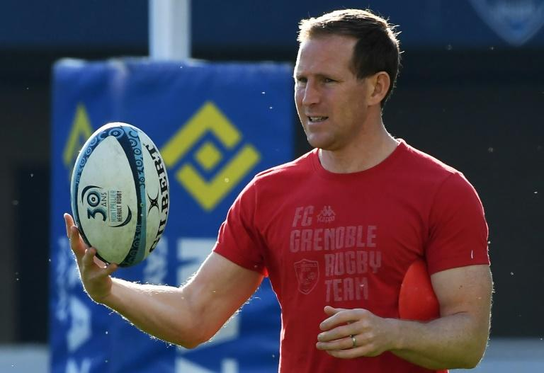 Mike Prendergast played for clubs in Ireland, France and England before starting a coaching career