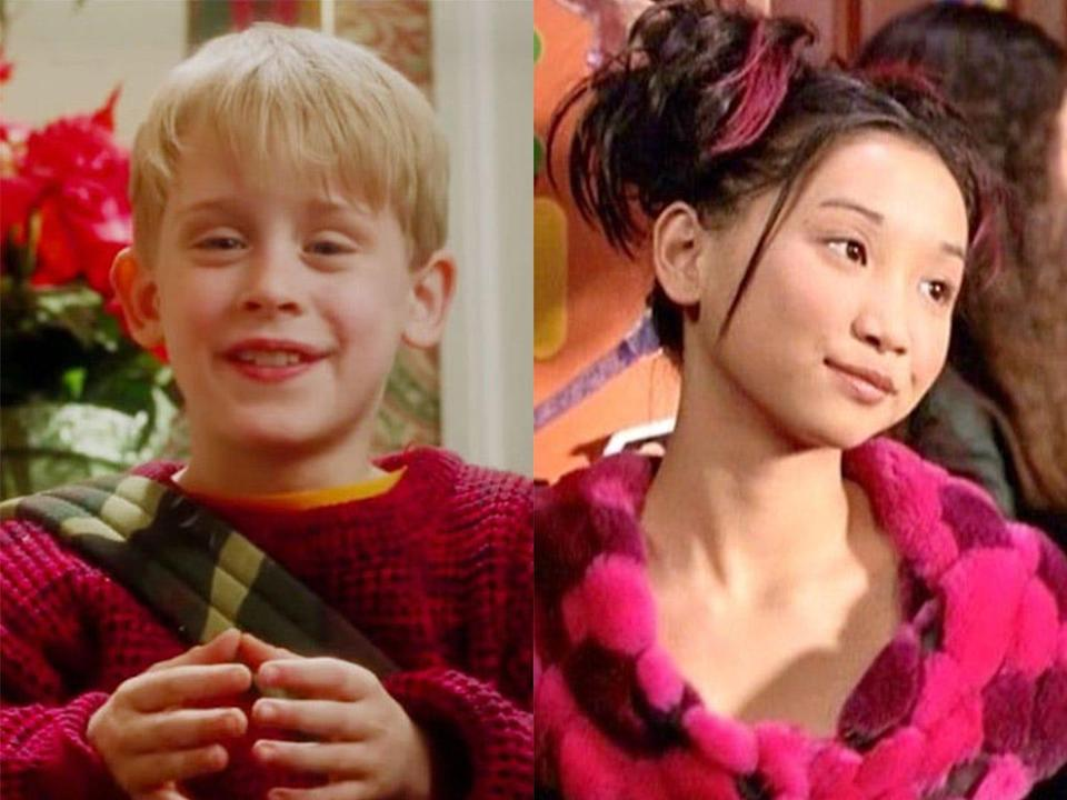 brenda song suite life macaulay culkin home alone