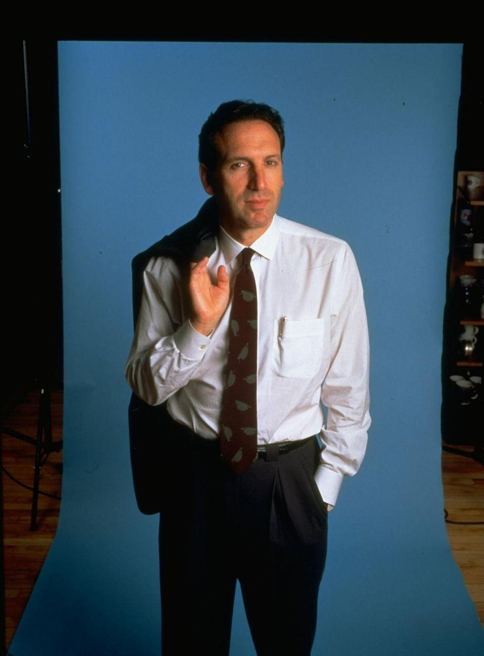 <p>The former Chairman and CEO of the company, Howard Schultz, joined Starbucks in 1982 as the Director of Retail Operations. </p>
