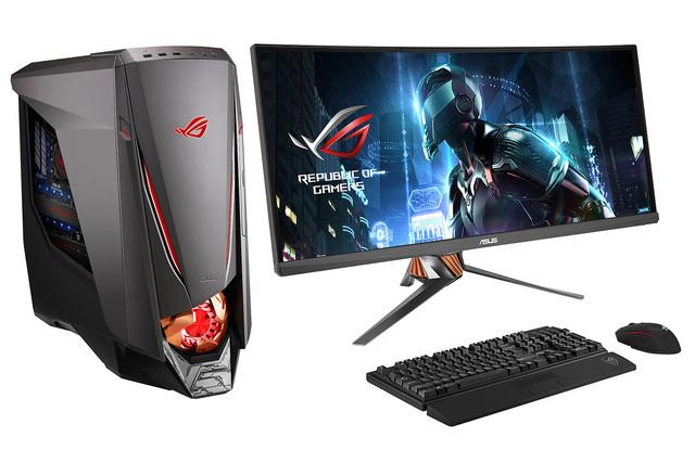 asus gt ch kaby lake ces asusgt