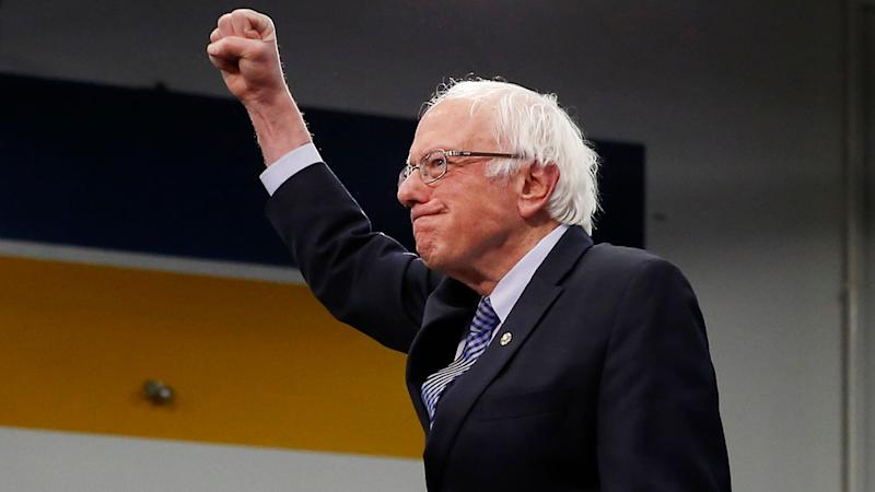 Bernie Sanders Leads in Nevada and the Establishment Isn't Doing Much to Stop Him