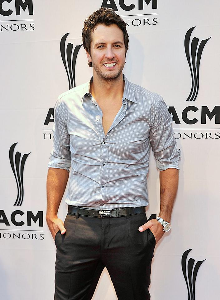 "Luke Bryan began his career as a songwriter for some big country stars more than a decade ago, but the cute crooner took center stage himself after he released his first hit single, ""All My Friends Say,"" in 2007. As is so often the case when it comes to a handsome and charming guy with a successful career, the 36-year-old is taken. Bryan married girlfriend Caroline Boyer six years ago and is now dad to the couple's two sons, ages 4 and 2."