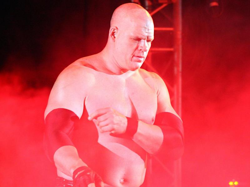 Kane has spent 22 years in the WWE (Getty)
