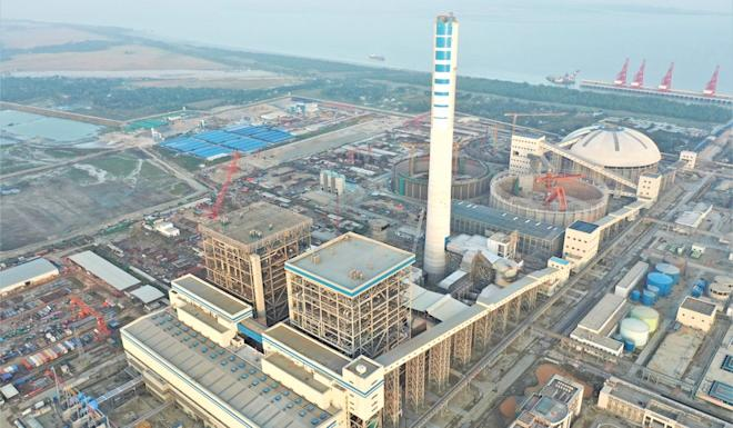 The commissioning of a US$2.5 billion power plant in Bangladesh has been delayed because its Chinese workers have been banned from re-entering the country. Photo: Handout