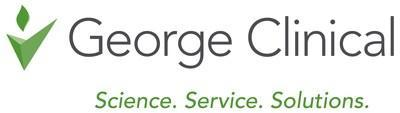George Clinical Science. Service. Solutions. (PRNewsfoto/George Clinical)