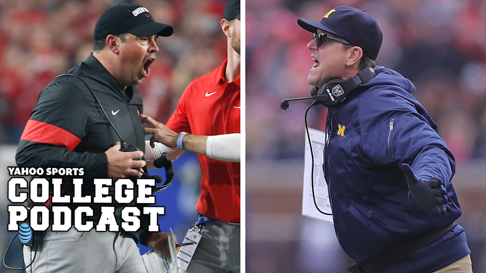 The latest Ohio State vs Michigan bout is one for the ages...