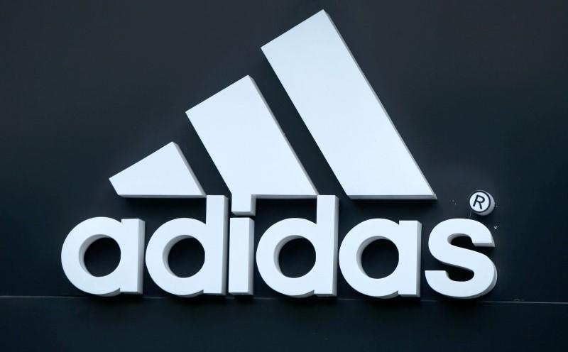 d13170359730a Logo of Adidas logo is seen on ta store in Yerevan