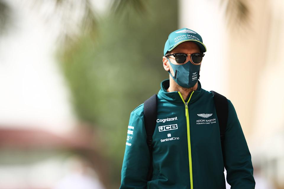 Sebastian Vettel has been stripped of his second-place finish at the Hungarian Grand Prix (Getty Images)