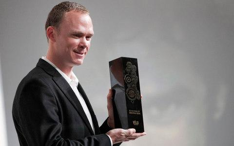 Chris Froome - Credit: AP