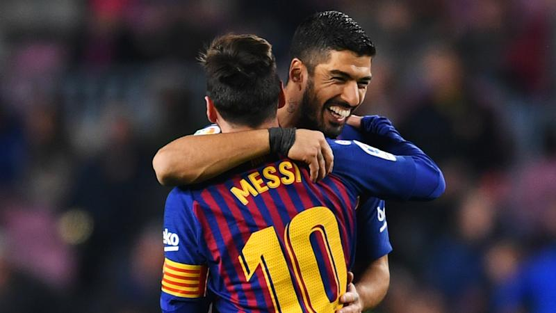 Messi's apparent retirement hint was misunderstood – Suarez