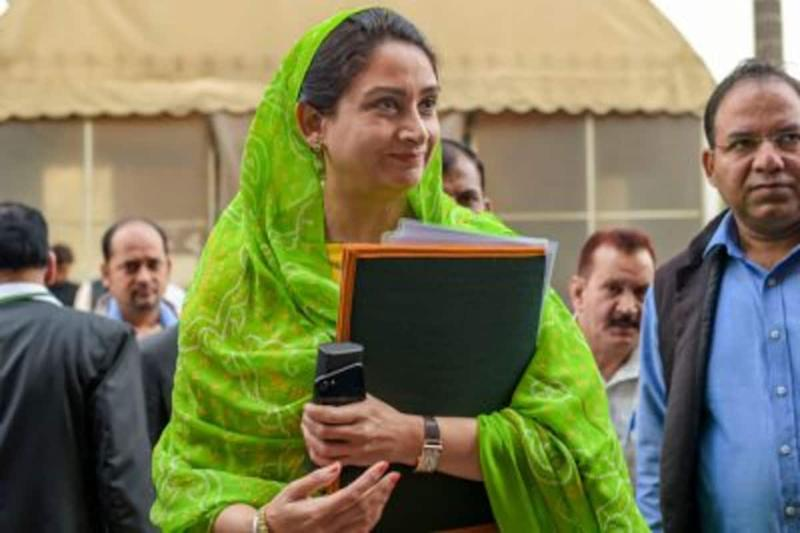 Punjab's Local Politics, Lies Spread by Congress Forced Harsimrat Kaur Badal to Resign: BJP