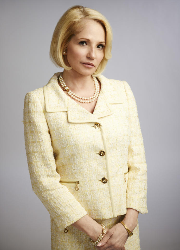 "Ellen Barkin stars as Jane in ""The New Normal"" on NBC."