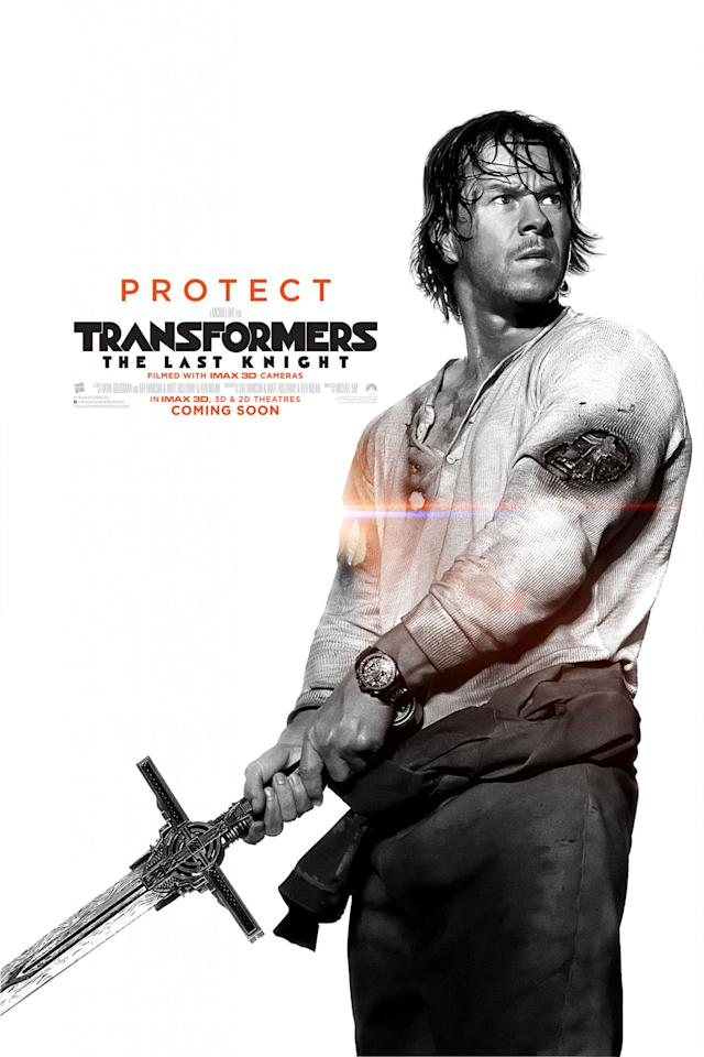 <p>Mark Wahlberg returns as inventor Cade Yeager. (Paramount) </p>