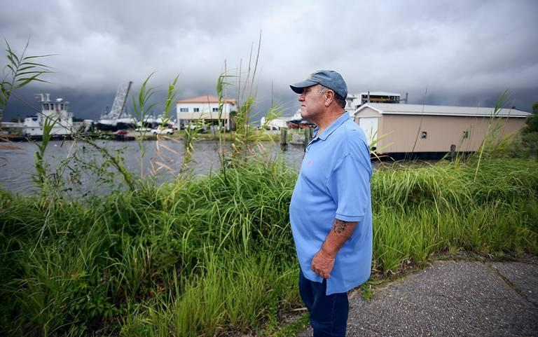 It's been 45 years since Charlie Hickson and Calvin Parker reported being abducted by aliens while fishing at the former Shaupeter Shipyard in Pascagoula on the Mississippi Gulf Coast. Since then, Calvin Parker, pictured, has kept a low-profile. That is until now. He has recently published a book about his experience.