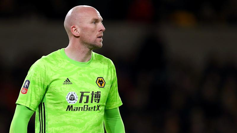 Wolves keeper John Ruddy laments combination of VAR and the new handball rule