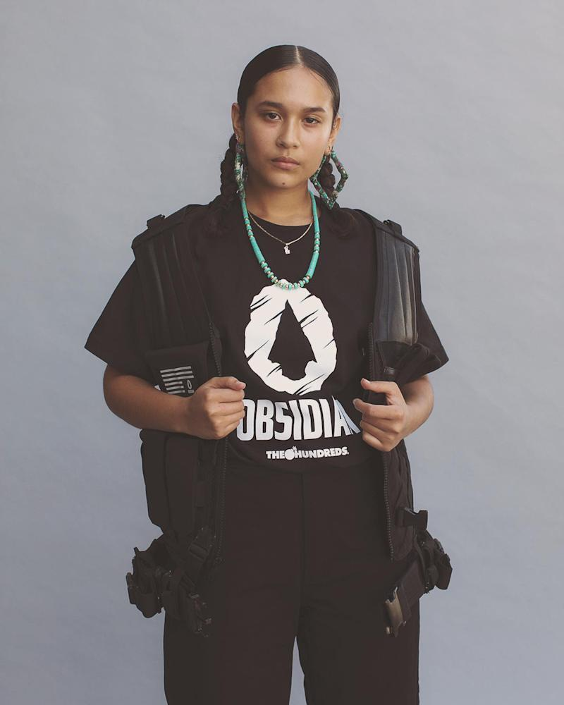 Section 35 x The Hundreds x Obsidian Collective