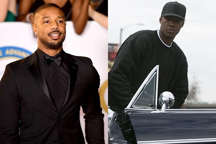 """<p>Dr. Dre <a href=""""https://www.hollywoodreporter.com/news/nwa-biopic-struggles-find-stars-699965"""" rel=""""nofollow noopener"""" target=""""_blank"""" data-ylk=""""slk:reportedly wanted"""" class=""""link rapid-noclick-resp"""">reportedly wanted</a> Michael B. Jordan to play him in <em>Straight Outta Compton</em>, the NWA biopic. But Jordan accepted the role of the Human Torch in the ill-fated <em>Fantastic Four </em>reboot, making him unavailable. Corey Hawkins got the part in <em>Compton</em>, which became a runaway box office success in the U.S. with $160 million in receipts compared to <em>Fantastic Four</em>'s paltry $56 million.</p>"""