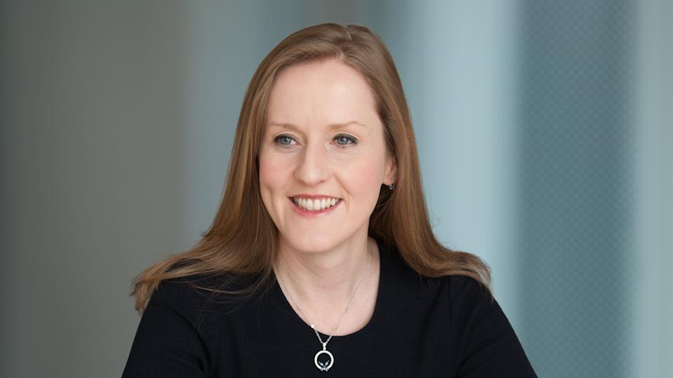 Diageo's Mairead Nayager
