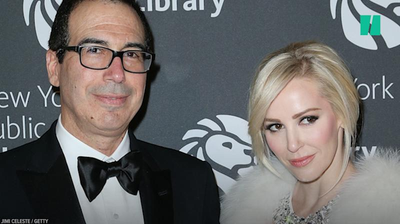 Mnuchin's Penchant For Traveling On The Taxpayer's Dime Is Catching Up With Him