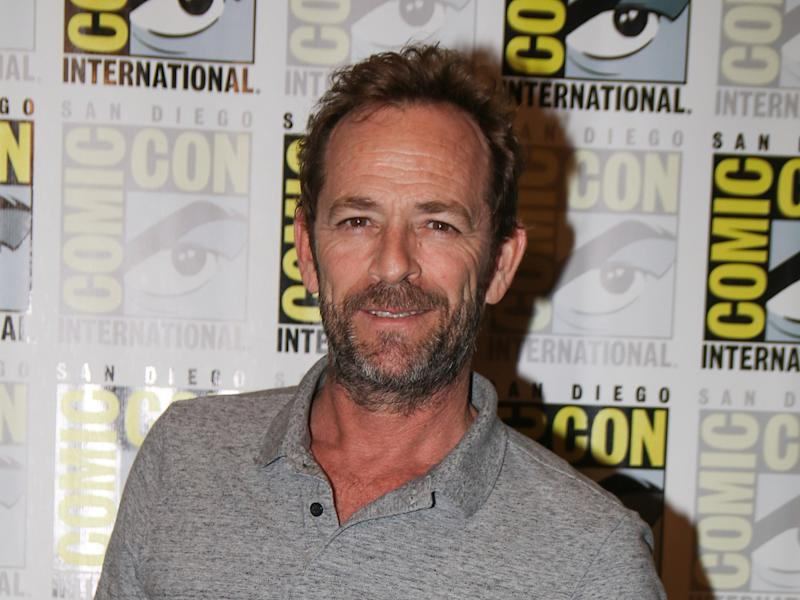 Luke Perry bei der Comic Con im Juli 2018 in San Diego, Kalifornien (Bild: FlickDirect Inc / Shutterstock)