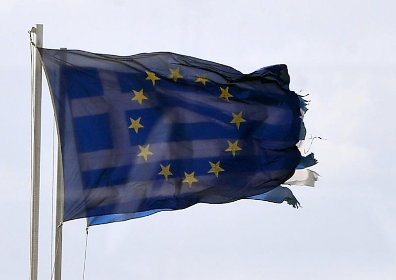 """Athens has reacted angrily to a request from Declan Costello, a representative on the European Commission team monitoring Greece, telling the government not to make a """"unilateral"""" move (AFP Photo/Louisa Gouliamaki)"""